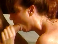 jessica wylde wet retro hottie gyriating on jock