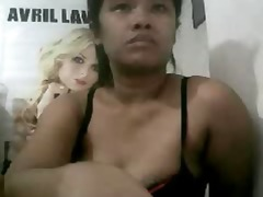 non-professional fem slavemaster face sitting