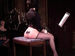 twerking to the classics