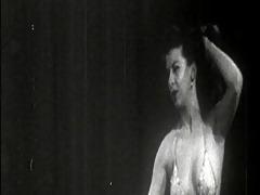 vintage stripper scarlett